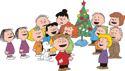 187 Charlie Brown Christmas Tree Grove